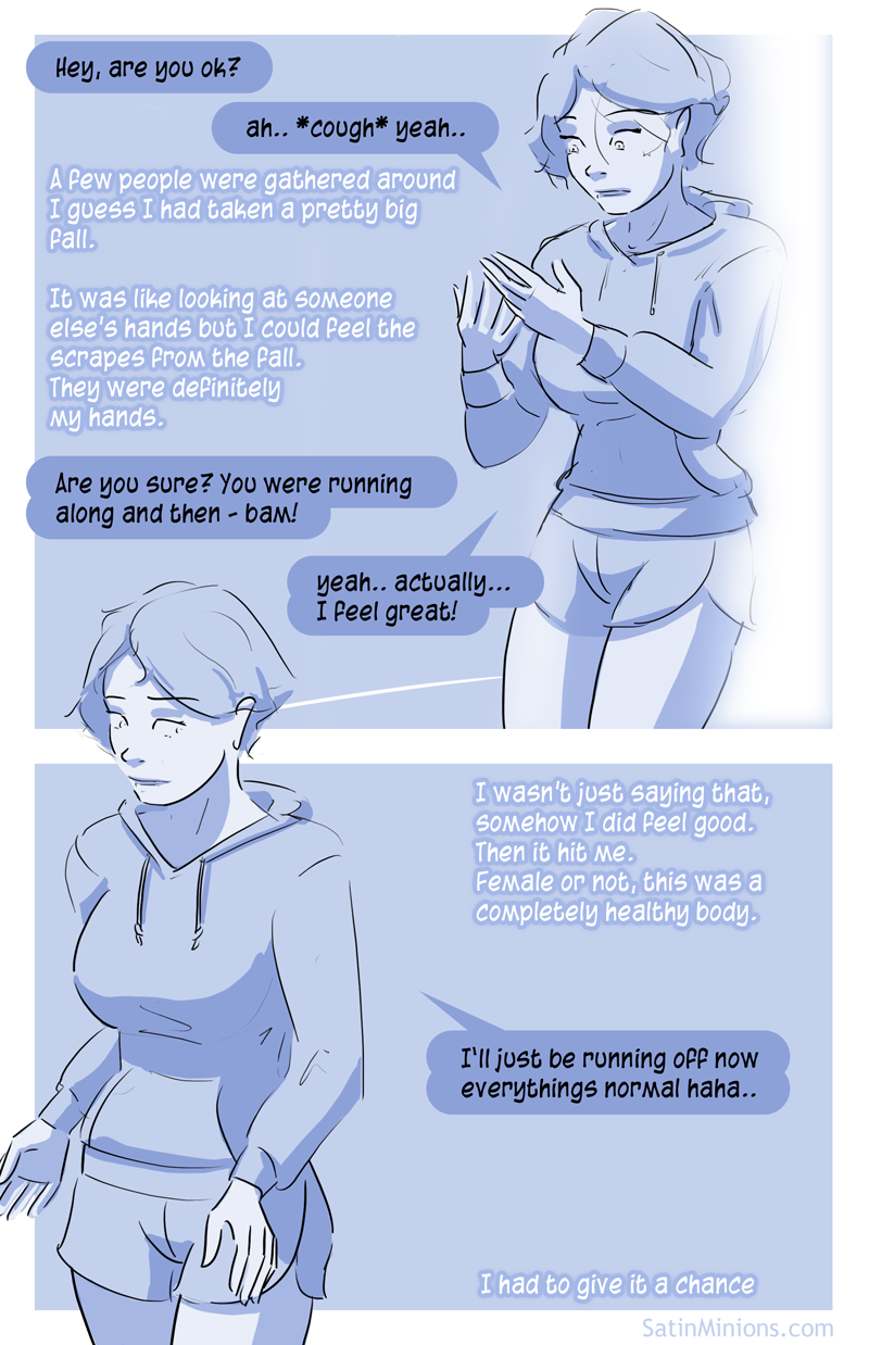Fitness Body Swap Comic 04